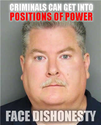 king city california police chief bruce miller is a criminal