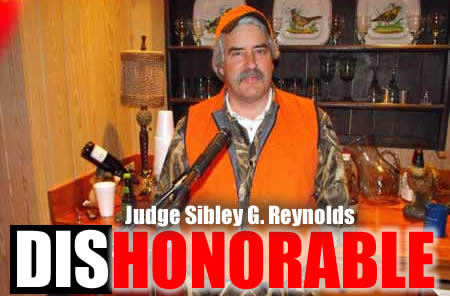 Sibley Reynolds dishonorable