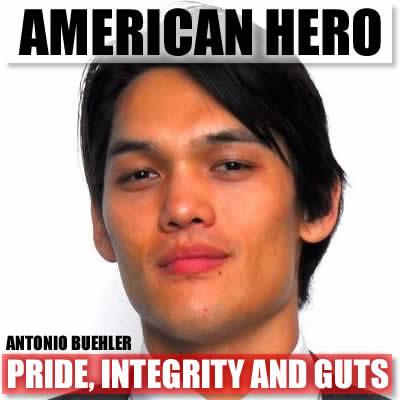 antonio buehler american hero