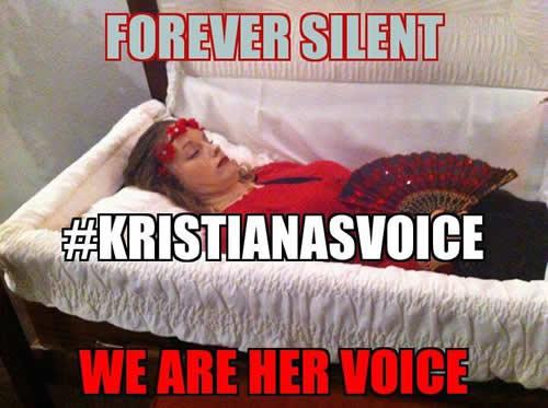 Kristiana Coignard dead murdered by texas police