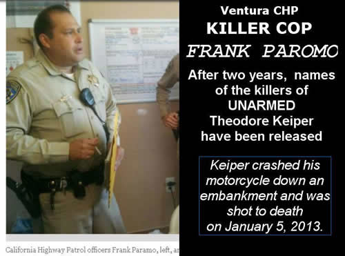 chp officer frank paromo
