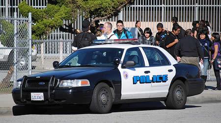 Los Angeles School Police