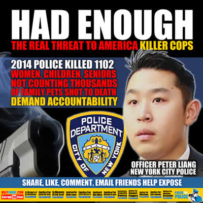 new york police officer peter liang is the real threat to america