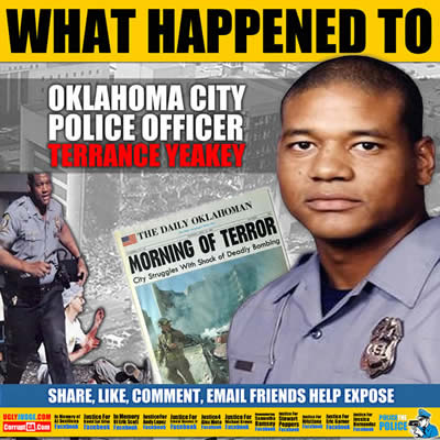 what happened to oklahoma police sergeant terrance yeakey
