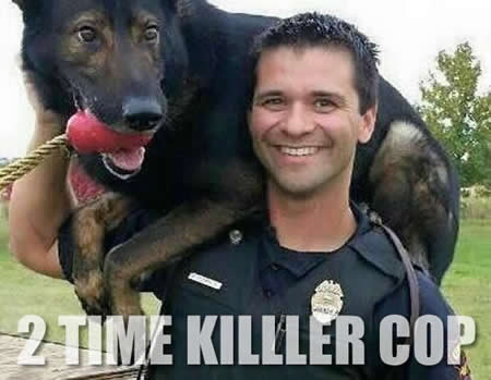 kenosha wisconsin Officer Pablo Torres two time killer cop