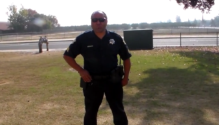 Sgt. Andy Murcado