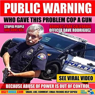 Officer Dave Rodriguez