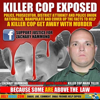 Officer Mark Tiller