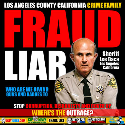Los Angeles County Sheriff Lee Baca pleads guilty in jail scandal