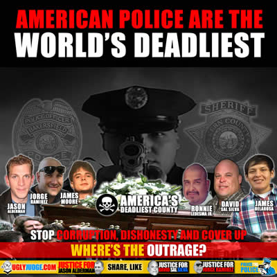 The World's Deadliest Police