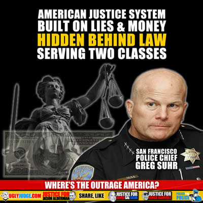 American Justice System is based on Lies and Money not Justice