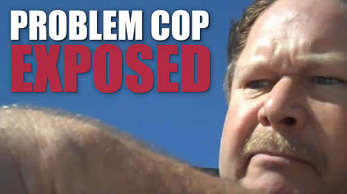 temple city texas officer steve ermis problem cop