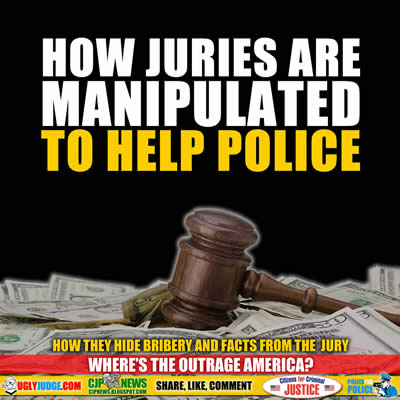 How Juries are Manipulated to Help Police get away with Murder