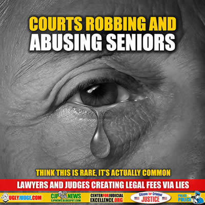 Courts Robbing and Abusing Seniors