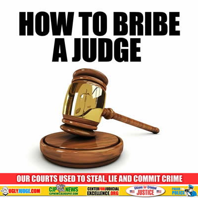 How to Bribe a Judge