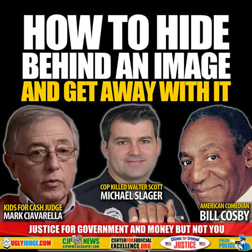 How to hide behind an Image
