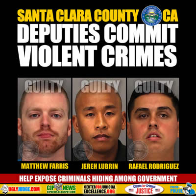 Santa Clara County Criminals Hiding among Government
