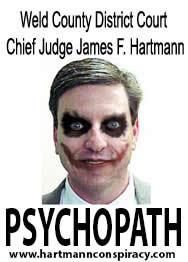 Judicial District Chief Judge James F. Hartmann Jr.