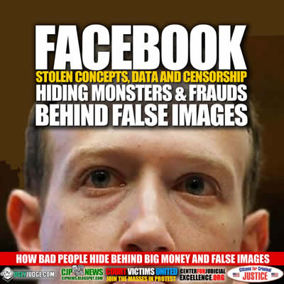 Facebook is a fraud zuckeberg is a criminal