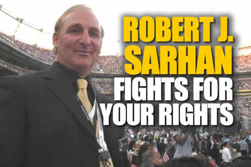 Robert J Sarhan speaks out about guardianship and conservatorship fraud by the courts