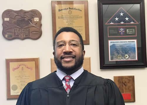 judge darryl manning